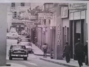 Fotografía original de don Julio Aguilar  Polanco tomanda con telefoto de 105mm en 1964