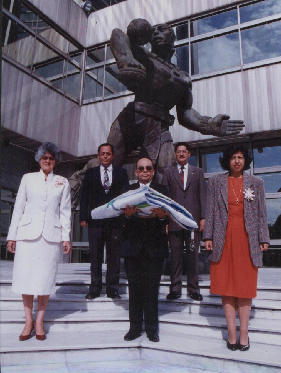 Ing. José Manuel Samayoa Mejía
