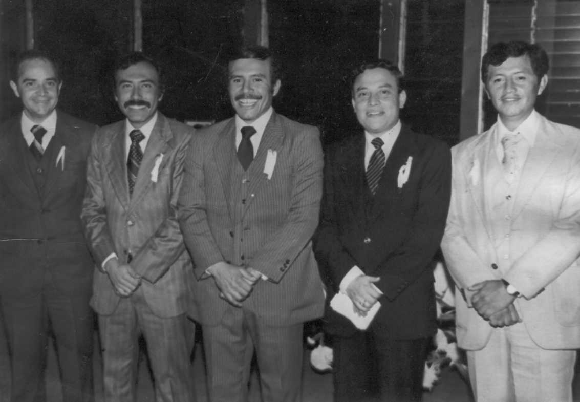 Junta Directiva 1980 - 1981
