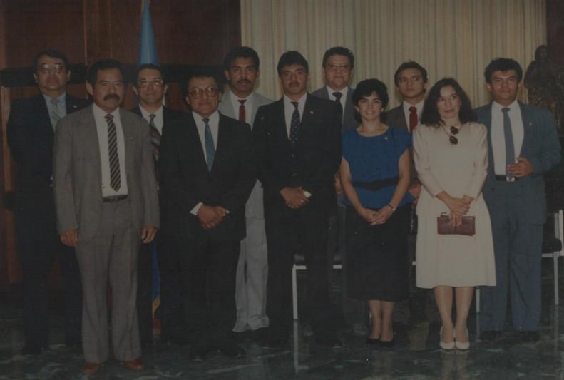Junta Directiva 1989 - 1990