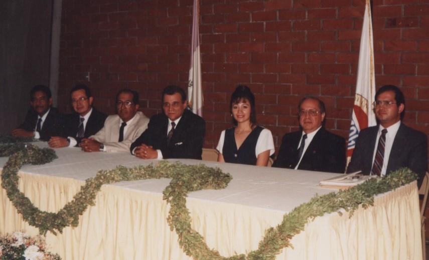 Junta Directiva 1995 - 1996