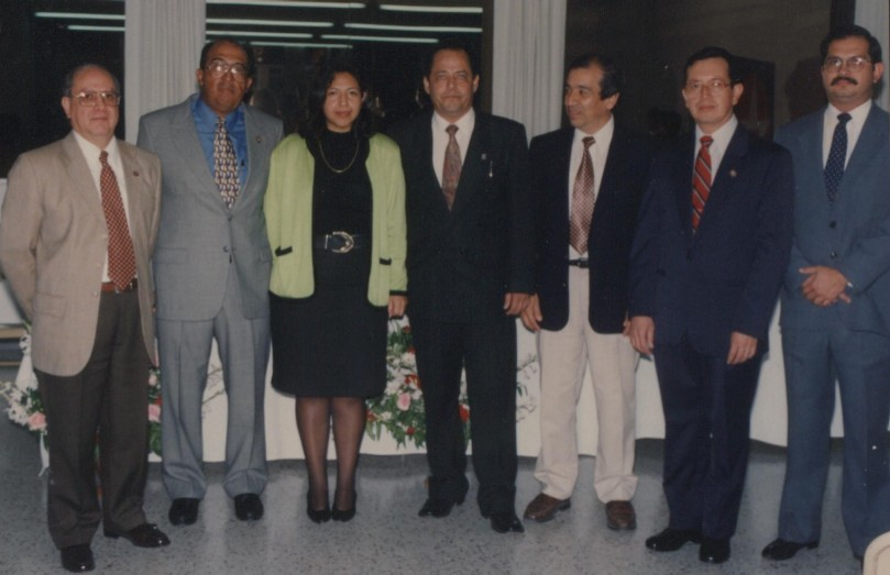 Junta Directiva 1996 - 1997