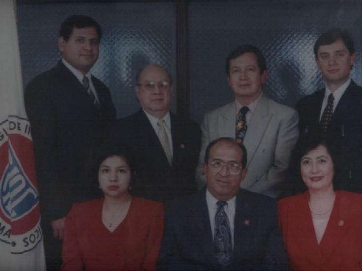 Junta Directiva 1999 - 2000